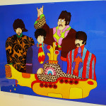Custom Artwork Yellow Submarine