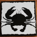 Custom Artwork Crab